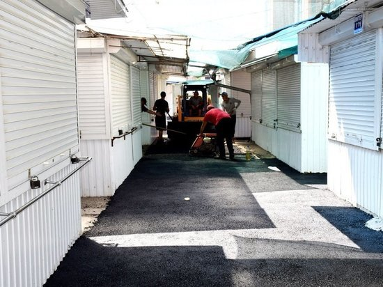 Предприниматели в Староминской без ведома собственников пытались оформить на себя часть рынка