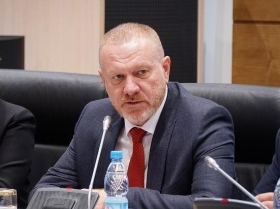 Сенатором от Волгоградской области избран Сергей Горняков