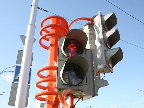 В Кемерове установят десять новых светофоров