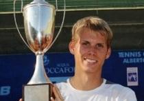 В Москве покончил с собой 27-летний призер Олимпийских игр по теннису