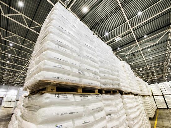В Калужской области открыли логистический хаб полимерной продукции за 2,2 млрд