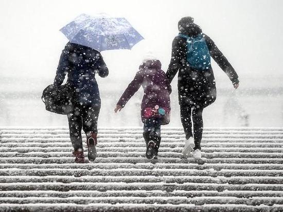 В Хабаровском крае ожидается снег