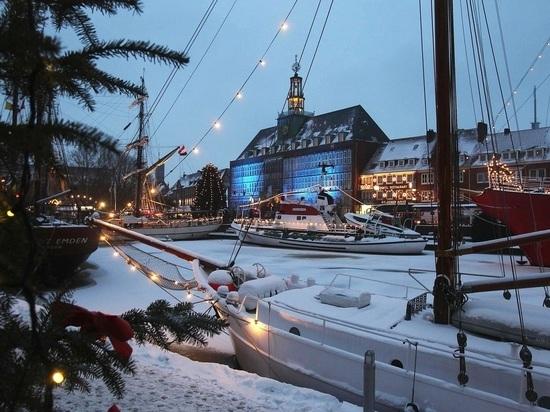 Дни Германии в этом году посвящены 30-летию побратимских связей Архангельска и Эмдена