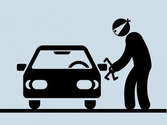 Водители Магадана не закрывают машины на ночь