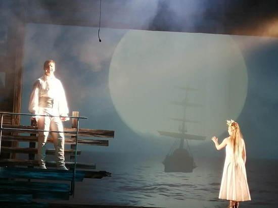 В Оренбурге показали сказку для взрослых
