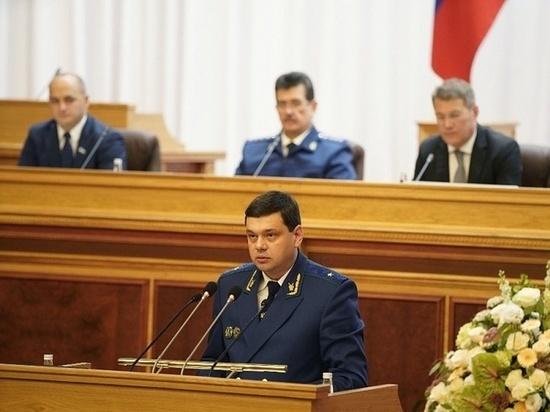 Владимира Ведерникова, согласованного депутатами Башкирии, проверят в Москве