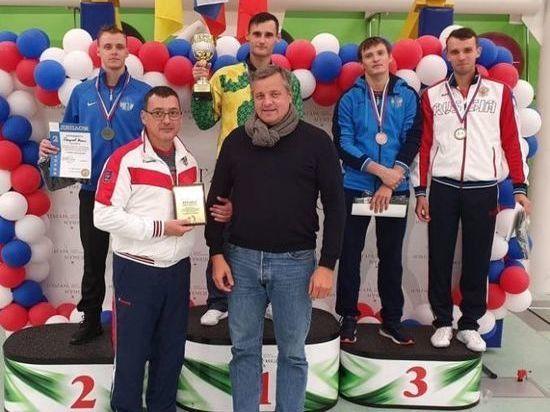 Рапирист Тимур Сафин завоевал золото всероссийских соревнований