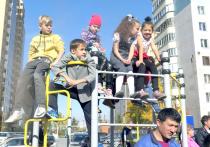 В Новосибирске в районе МЖК открылся новый «Городок здоровья»