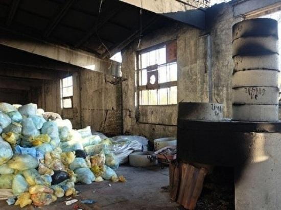 В Кургане нашли подпольный крематорий