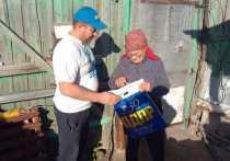 Жители Оренбургского района получают приставку для цифрового ТВ