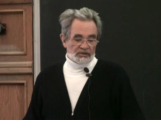 СМИ сообщили о самоубийстве ученого Владимира Ларина в Москве