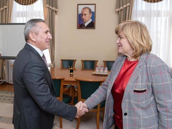 В Тюменской области уделяется большое внимание здравоохранению