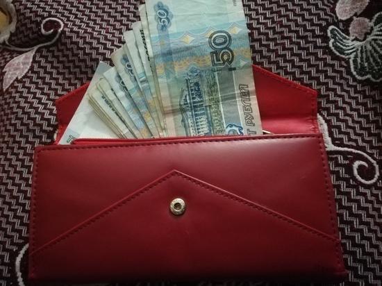 В Медногорске у женщины дома украли кошелек