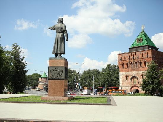 Нижний Новгород вошел в ТОП-10 у туристов России