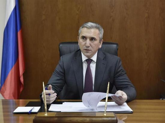 7 октября губернатор Александр Моор в режиме видеоконференцсвязи провел личный прием граждан