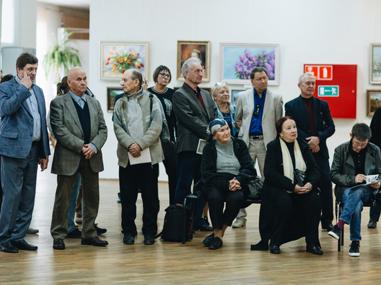 Творческая выставка архитекторов состоялась в Краснодаре
