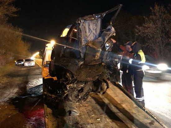 В Брянске прощаются с погибшими в страшном ДТП на Речной