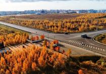 На Ямале дорожники заканчивают ремонт региональных трасс