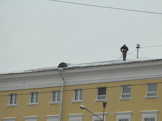 Директору ДУКа в Дзержинске вынесен приговор за неубранный снег