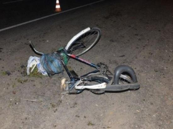 Тягач с полуприцепом снес велосипедиста на трассе в Калужской области