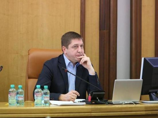 Депутата от «Единой России» могут лишить должности вице-спикера горсовета