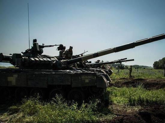 ЛНР обвинила ВСУ в срыве отвода сил в Донбассе