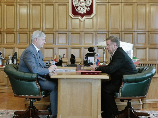 Глава воронежского Росздравнадзора получил пост в областном правительстве