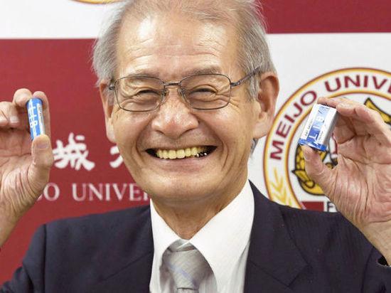 Разработчики литий-ионных батареи удостоились Нобелевской премии