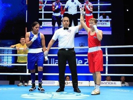 Наталья Шадрина вышла в четверть финала Чемпионата мира по боксу в Улан-Удэ