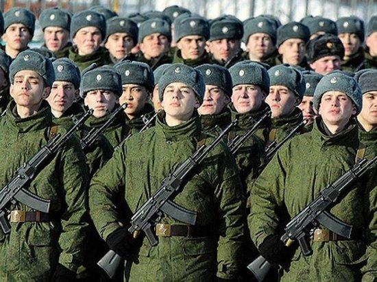70% крымских призывников будут служить в других регионах России