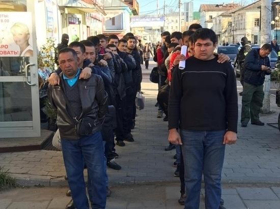 Центральный рынок Тулы вновь проверила полиция