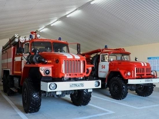 Новая пожарная часть под Волгоградом защитит 6500 жителей
