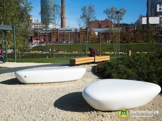 Набережная сдана: еще одно современное место для прогулок открылось в центре Екатеринбурга