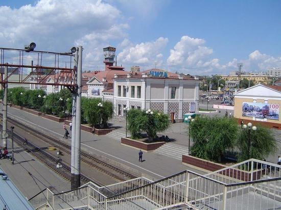 Экспертно-криминалистическую лабораторию покажут на вокзале в Чите