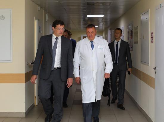 Назначен новый министр здравоохранения Нижегородской области