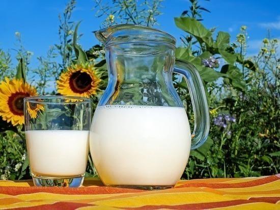 В Тульской области подорожало молоко