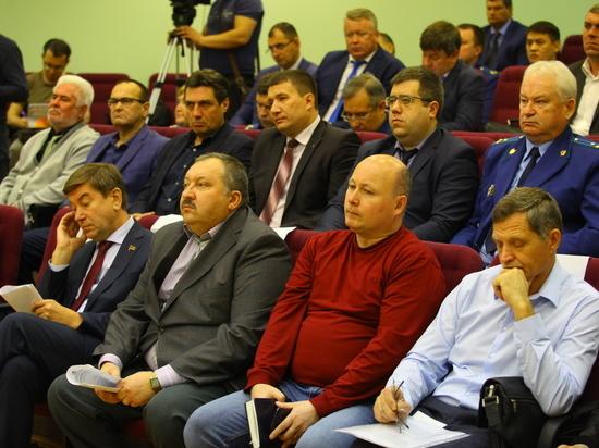 В прокуратуре Челябинской области обсудили долги за газ