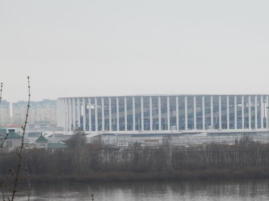 Дороги перекроют 10 октября в районе стадиона «Нижний Новгород»