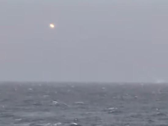 Опубликовано видео стрельбы подлодки