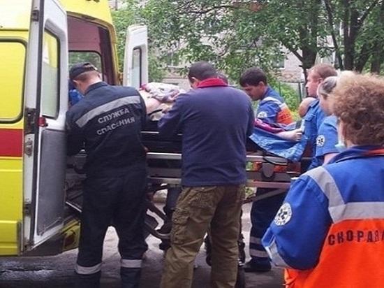 Помощь спасателей понадобилась пожилой женщине в Ростове
