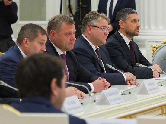 Губернатор Ставрополья: слова президента мотивируют на работу
