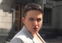 Савченко назвала момент, когда Порошенко