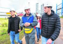 На Сургутском ЗСК обеспечивают высокийуровень экологическойбезопасностипроизводства
