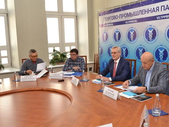 В Торгово-промышленную палату Восточной Сибири приняты новые компании