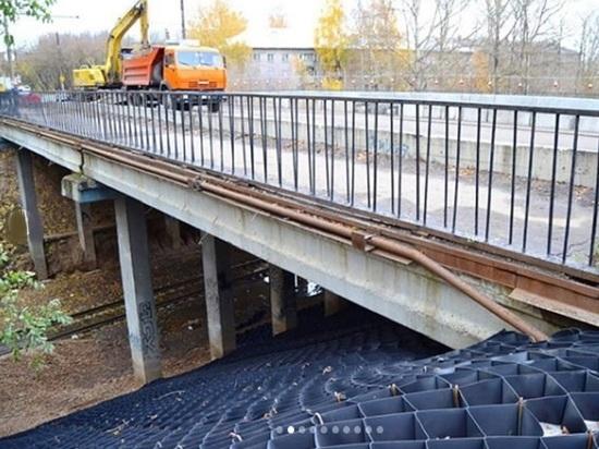 Мэрия Иваново: ремонт моста на улице Смирнова завершится через месяц