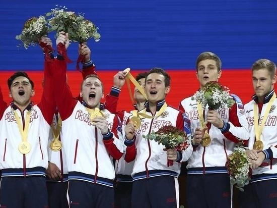 Новосибирский гимнаст стал чемпионом мира