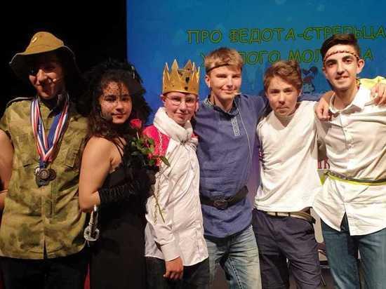 На сцене «Умной школы» в Гамбурге — очередная премьера