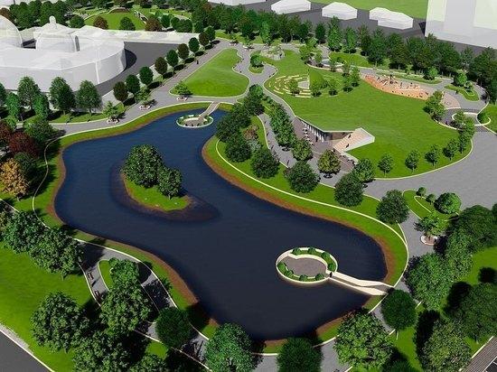 Первый ландшафтный парк отдыха готовятся открыть в Чечне