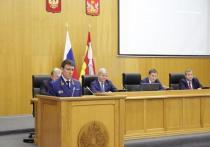 Александра Гулягина утвердили на должность прокурора Воронежской области