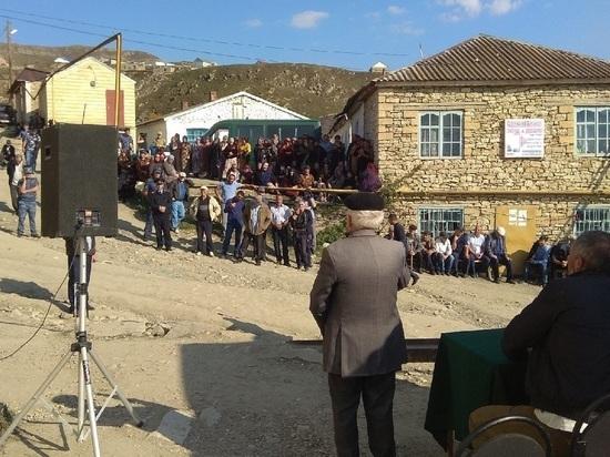 В дагестанском селе недовольны приоритетным проектом республики